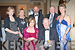 DINNER DANCE: Having great fun at the Tralee Bay Sailing Club annual dinner dance at the Ballygarry House hotel on Saturday seated l-r: Brenda Walsh and Paddy O'Sullivan. Back l-r: Bernice Fitzgibbon, Mary Coulghlan, Dan Counihan, Padraig Coughlan and Anne Tierney.