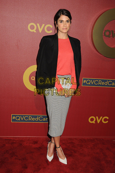 28 February 2014 - Los Angeles, California - Nicky Reed. QVC Presents Red Carpet Style held at the Four Seasons Hotel. <br /> CAP/ADM/BP<br /> &copy;Byron Purvis/AdMedia/Capital Pictures