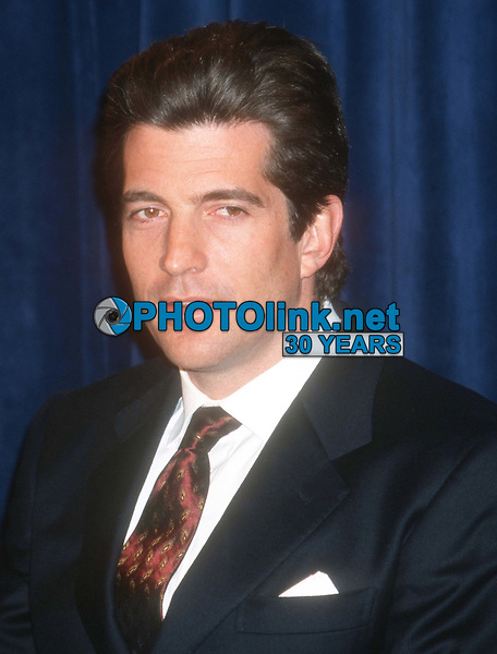 John Kennedy, Jr. 1999<br /> Photo By John Barrett/PHOTOlink.net