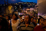 Holy Week in Petare, Latin America's largest barrio that is known for its violence, just outside of Caracas, Venezuela, April 2012.