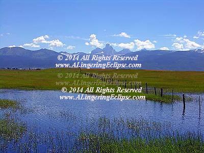 Idaho Teton Mountains