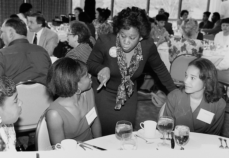 Sheila Jackson Lee. February 27, 1994 (Photo by Chris Martin/CQ Roll Call)