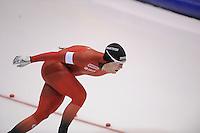 SCHAATSEN: HEERENVEEN: IJsstadion Thialf, 12-02-15, World Single Distances Speed Skating Championships, Sverre Lunde Pedersen (NOR), ©foto Martin de Jong