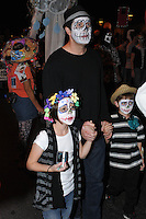 TUCSON DAY of the DEAD PROCESSION 2012
