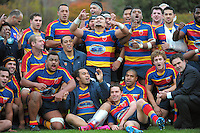 130525 Wellington Club Rugby - HOBM v Tawa
