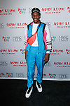 Jon Batiste arrives at Heidi Klum's 18th Annual Halloween Party presented by Party City and SVEDKA Vodka at Magic Hour Rooftop Bar & Lounge at Moxy Times Square, on October 31, 2017.