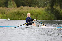 Race: 33  W.1x (Band 2)  Heat 1<br /> <br /> Peterborough Summer Regatta 2018 - Sunday<br /> <br /> To purchase this photo, or to see pricing information for Prints and Downloads, click the blue 'Add to Cart' button at the top-right of the page.