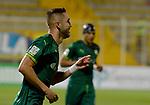 La Equidad venció como local 2-0 a Once Caldas. Fecha 11 Liga Águila I-2017.
