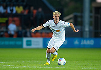 Adam King of Swansea City during the 2017/18 Pre Season Friendly match between Barnet and Swansea City at The Hive, London, England on 12 July 2017. Photo by Andy Rowland.