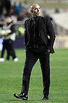 Rayo Vallecano's coach Paco Jemez during La Liga match. March 3,2016. (ALTERPHOTOS/Acero)