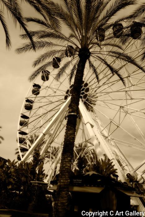 Ferris Wheel 4, Irvine, CA