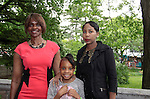 """Professor Earlean Smiley - Grandparents Around the World Productions, Inc. """"Bridging the Gap between Seniors and Youth"""" founded by Evern Gillard-Randolph (and is CEO) which presented The Grandparents Ball on May 16, 2015 at the Andrew Freedman Mansion, Bronx, New York   (Photos by Sue Coflin/Max Photos)"""
