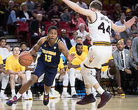 Cal Basketball M vs Arizona State, February 8, 2017