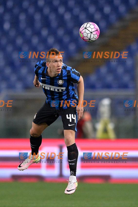 Ivan Perisic Inter.<br /> Roma 1-05-2016  Stadio Olimpico<br /> Campionato Serie A,<br /> Lazio - Inter.<br /> Foto Antonietta Baldassarre / Insidefoto