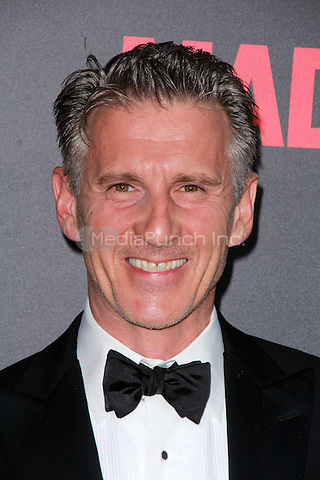 Christopher Stanley on hand the AMC celebration of the final 7 episodes of 'Mad Men' with The Black & Red Ball at the Dorothy Chandler Pavilion on March 25, 2015 in Los Angeles, California.  Credit: David Edwards/DailyCeleb/MediaPunch