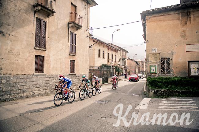 breakaway group<br /> <br /> 113th Il Lombardia 2019 (1.UWT)<br /> 1 day race from Bergamo to Como (ITA/243km)<br /> <br /> ©kramon