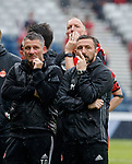 Dejection for Derek McInnes