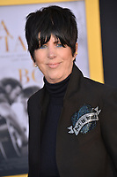 LOS ANGELES, CA. September 24, 2018: Diane Warren at the Los Angeles premiere for &quot;A Star Is Born&quot; at the Shrine Auditorium.<br /> Picture: Paul Smith/Featureflash