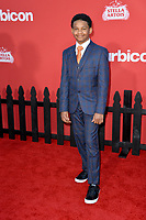 Tony Espinosa at the premiere for &quot;Suburbicon&quot; at the Regency Village Theatre, Westwood. Los Angeles, USA 22 October  2017<br /> Picture: Paul Smith/Featureflash/SilverHub 0208 004 5359 sales@silverhubmedia.com