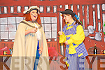 """Kieran Flynn and Irene Kavanagh in a scene from """"Long John Silver"""" Killorglin Pantomime Groups 49th panto, in the CYMS Killorglin on Sunday."""