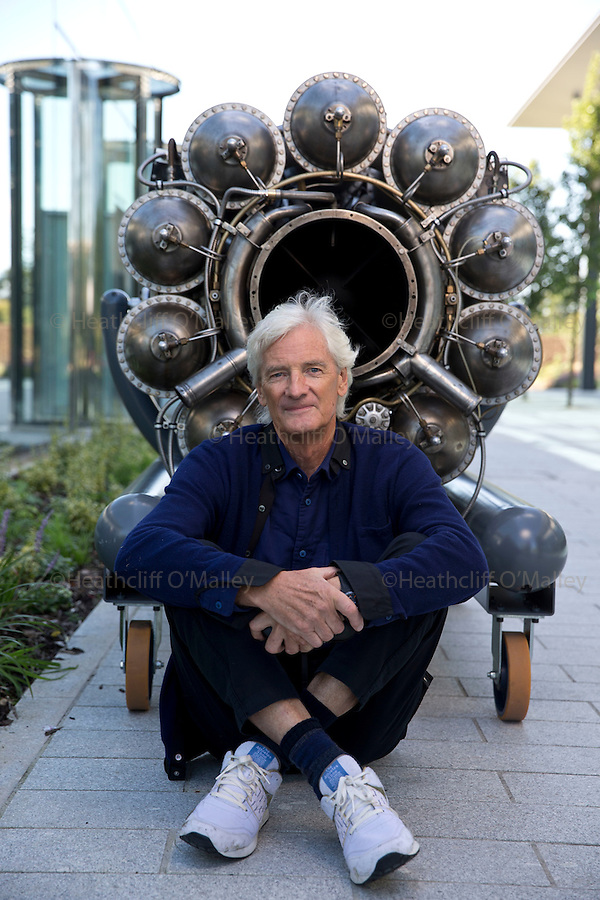 Mcc0072322 . Daily Telegraph<br /> <br /> DT Business<br /> <br /> Dyson HQ in Malmesbury, Wiltshire.<br /> <br /> Malmesbury 8 September 2016
