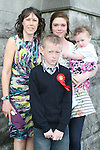 Jake Farrell at the Confirmation in St.Mary's Church...Photo NEWSFILE/Jenny Matthews.(Photo credit should read Jenny Matthews/NEWSFILE)....This Picture has been sent you under the condtions enclosed by:.Newsfile Ltd..The Studio,.Millmount Abbey,.Drogheda,.Co Meath..Ireland..Tel: +353(0)41-9871240.Fax: +353(0)41-9871260.GSM: +353(0)86-2500958.email: pictures@newsfile.ie.www.newsfile.ie.FTP: 193.120.102.198.