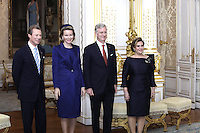King Philippe of Belgium & Queen Mathilde Official visit in Luxembourg