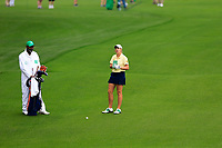 Kaleigh Telfer (RSA) during the final  round at the Augusta National Womans Amateur 2019, Augusta National, Augusta, Georgia, USA. 06/04/2019.<br /> Picture Fran Caffrey / Golffile.ie<br /> <br /> All photo usage must carry mandatory copyright credit (© Golffile | Fran Caffrey)