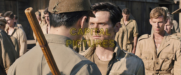 Jack O'Connell<br /> in Unbroken (2014) <br /> *Filmstill - Editorial Use Only*<br /> CAP/FB<br /> Image supplied by Capital Pictures
