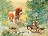 GIORDANO, CHRISTMAS ANIMALS, WEIHNACHTEN TIERE, NAVIDAD ANIMALES, paintings+++++,USGI2356,#XA#