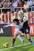 U.S. Women's National Team defeats China PR