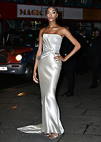 Jourdan Dunn<br /> at National Portrait Gallery Gala 2019, London, England on 12 March 2019.<br /> CAP/JOR<br /> &copy;JOR/Capital Pictures