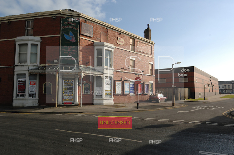 Blackpool General View 06 02 07 Phill Heywood Sports Photography