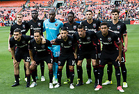 Washington, DC. - Wednesday, June 21 2017: DC United defeated Atlanta United FC 2-1 in a MLS match at RFK Stadium.
