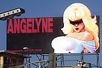 Angelyne billboard 1990s