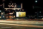 Crosby, Stills and Nash billboard at San Vicente and Sunset Blvd.
