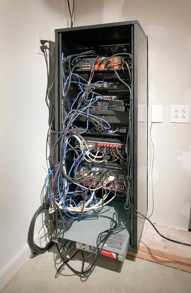 Equipment Rack Wires