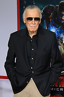 MAY 16 Marvel Comics legend Stan Lee files $1 billion suit over theft of image rights