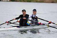 Crew: 346  FAL-SMITH  Falcon Rowing Club  W MasE 2x<br /> <br /> Abingdon Spring Head 2019<br /> <br /> To purchase this photo, or to see pricing information for Prints and Downloads, click the blue 'Add to Cart' button at the top-right of the page.