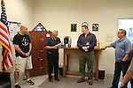 2015 -Melia Gift to Veterans Center - April 21, 2015