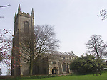 A4TR9C Salle church Norfolk England