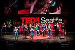 11.17.18 - Jammin' At TEDx Seattle....
