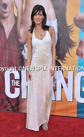 "PERREY REEVES.attends the World Premiere of ""The Change-Up"" at the Village Theatre, Westwood, Los Angeles_01/08/2011.Mandatory Photo Credit: ©Crosby/Newspix International. .**ALL FEES PAYABLE TO: ""NEWSPIX INTERNATIONAL""**..PHOTO CREDIT MANDATORY!!: NEWSPIX INTERNATIONAL(Failure to credit will incur a surcharge of 100% of reproduction fees).IMMEDIATE CONFIRMATION OF USAGE REQUIRED:.Newspix International, 31 Chinnery Hill, Bishop's Stortford, ENGLAND CM23 3PS.Tel:+441279 324672  ; Fax: +441279656877.Mobile:  0777568 1153.e-mail: info@newspixinternational.co.uk"