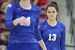 Boswell beats Saginaw 3-0 in 7-5A high school volleyball on Friday, September 28, 2018. (Photo by Khampha Bouaphanh)