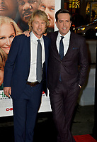 Owen Wilson &amp; Ed Helms at the world premiere of &quot;Father Figures&quot; at the TCL Chinese Theatre, Hollywood, USA 13 Dec. 2017<br /> Picture: Paul Smith/Featureflash/SilverHub 0208 004 5359 sales@silverhubmedia.com