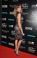"""LONDON, ENGLAND - SEPTEMBER 05: Elizabeth """"Lizzie"""" Cundy at the """"Fanatical"""" world film premiere, The Troxy, Commercial Road on Thursday 05 September 2019 in London, England, UK. <br /> CAP/CAN<br /> ©CAN/Capital Pictures"""