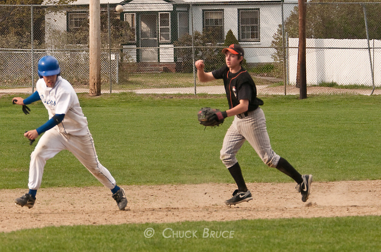 Conant Orioles v.Hinsdale game 2