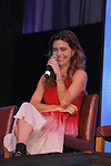 Joyce Becker's Soap Opera Festival brings actors from Young and Restless - Amelia Heinle on September 26, 2015 to Caesers Horseshoe Casino in Baltimore, Maryland for a Q&A with fans with a drawing for lucky fans to meet the actors for autographs and photos.  (Photo by Sue Coflin/Max Photos)
