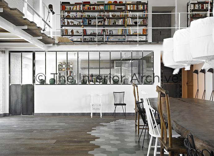 Michele biancucci the interior archive for Peindre des tomettes
