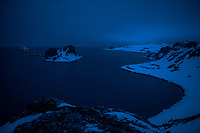 ANTARCTICA - NOVEMBER 27: Fildes or Maxwell bay on the 27th of November, 2015 near Villa Las Estrellas, in the Fildes Peninsula on King George Island, Antarctica. <br /> <br /> Daniel Berehulak for The New York Times